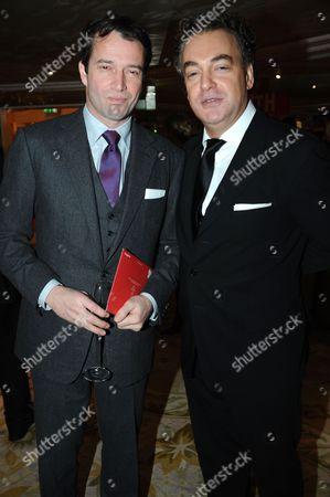 James Purefoy and Kenton Allen