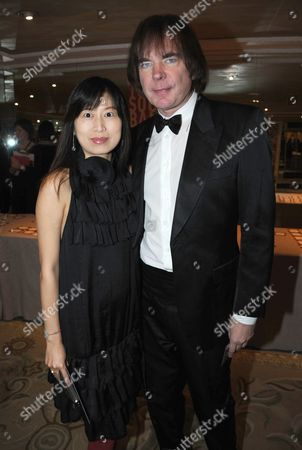 Jiaxin Cheng and Julian Lloyd Webber