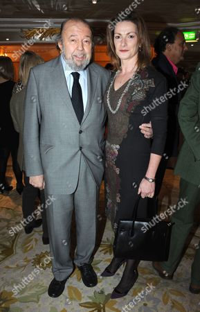 Editorial photo of The South Bank Sky Arts Awards, The Dorchester, London, Britain - 25 Jan 2011