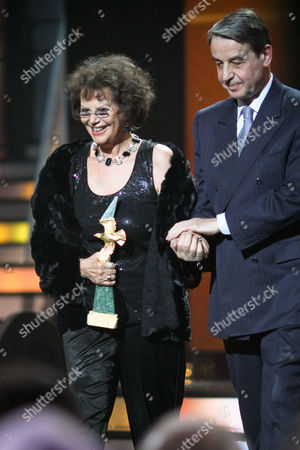 Editorial picture of Golden Eagle Cinematographic Award, Moscow, Russia - 21 Jan 2011