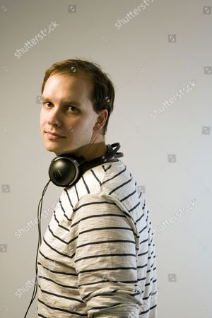 Editorial image of Peter Sunde at the Guardian News Media Offices in Kings Cross, London, Britain - 04 Nov 2010