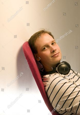 Stock Picture of Peter Sunde