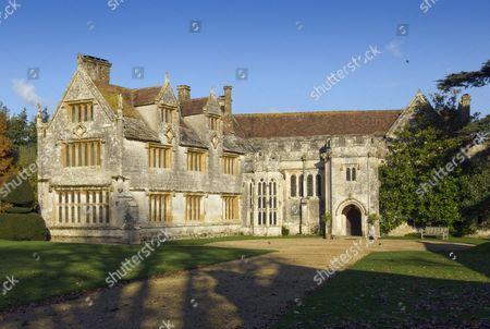 Athelhampton House, Dorset, England, Britain