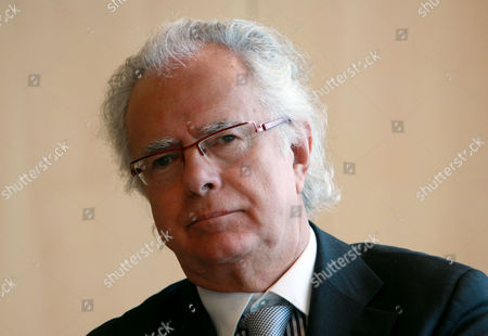 Stock Image of Michel Petite, Former Director General Legal Services of the European Commission