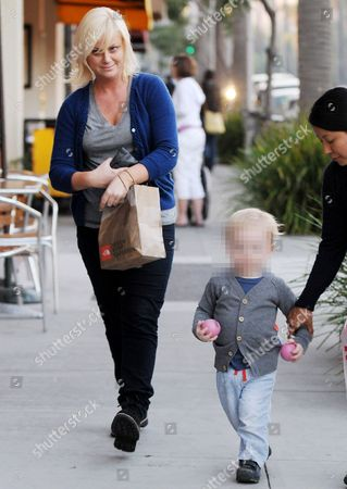 Amy Poehler and Abel James Arnett