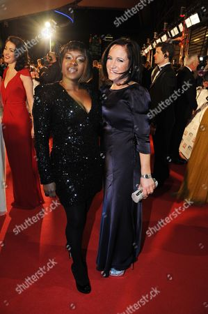 Tameka Empson and Cathy Murphy