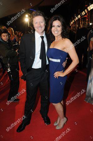 Charlie Stayt and Susanna Reid