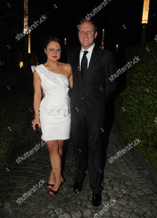 Vicky Binns and Antony Cotton