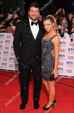 Nick Knowles & Jessica Moor