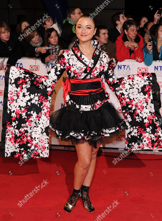 Editorial picture of National Television Awards, The O2, London, Britain - 26 Jan 2011