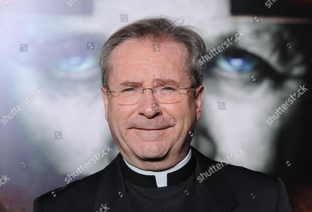 Stock Photo of Father Gary Thomas