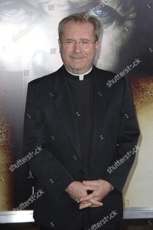 Stock Image of Father Gary Thomas