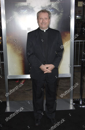 Editorial image of 'The Rite' film premiere, Los Angeles, America - 26 Jan 2011