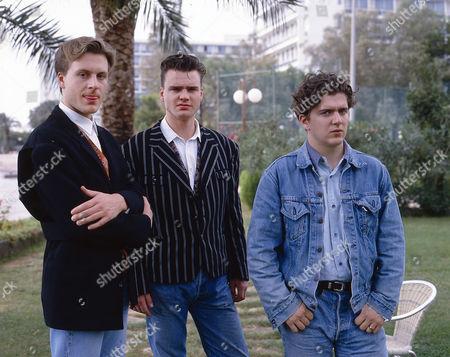 Stock Photo of Breathe - David Glasper, Ian Spice and Marcus Lillington