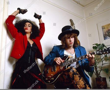 Cherry Bombz - Anita Chellemah and Andy McCoy