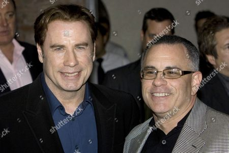 John Travolta and John A Gotti