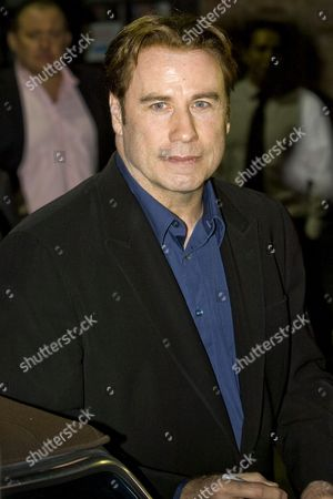 Stock Image of John Travolta