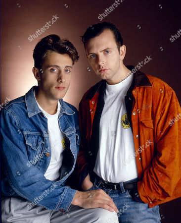 Stock Photo of Blue Mercedes - David Titlow and Duncan Millar