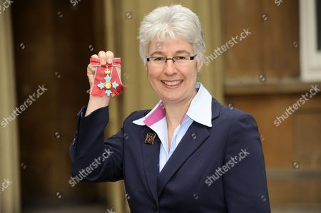 Editorial photo of Investitures at Buckingham Palace, London, Britain - 27 Jan 2011