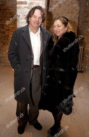 Stock Picture of Neil Jordan and Brenda Rawn