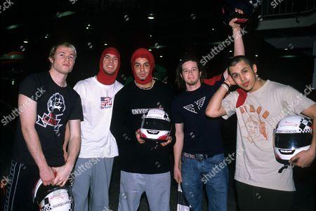 O Town - Ashley Parker Angel, Dan Miller, Trevor Penick, Jacob Underwood and Eric Michael Estrada in Germany