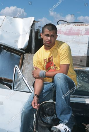 Stock Photo of Eric Michael Estrada in Desert Palms