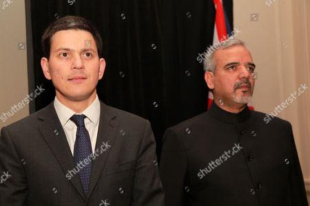 David Miliband and Rajesh N. Prasad