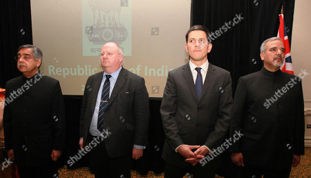 Editorial image of 62nd Republic of India Day Reception at Grosvenor House, London, Britain - 26 Jan 2011