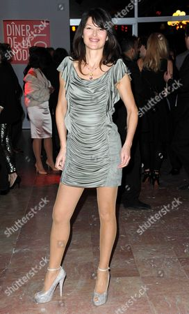Editorial image of 'Sidaction' charity dinner, Spring/Summer 2011, Paris Fashion Week, Paris, France - 27 Jan 2011