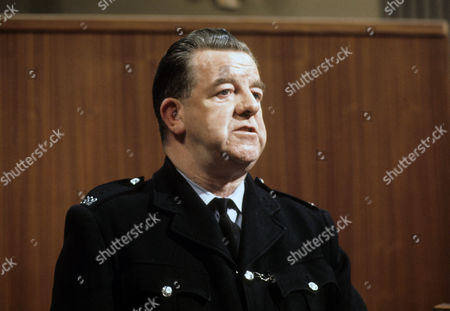 John Comer as PC Kershaw