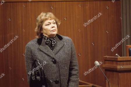 Stock Image of Mary Wimbush as Mrs Troughton