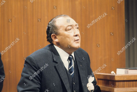 Editorial photo of 'Crown Court' TV Programme. - 1973