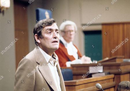 Gerald Flood as Sir Nicholas Esham