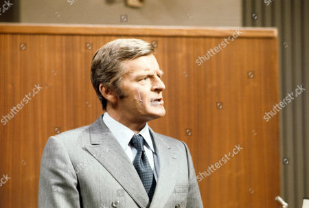 Stock Image of Neil Hallett as George Clement