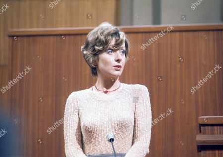 Editorial image of 'Crown Court' TV Programme. - 1973