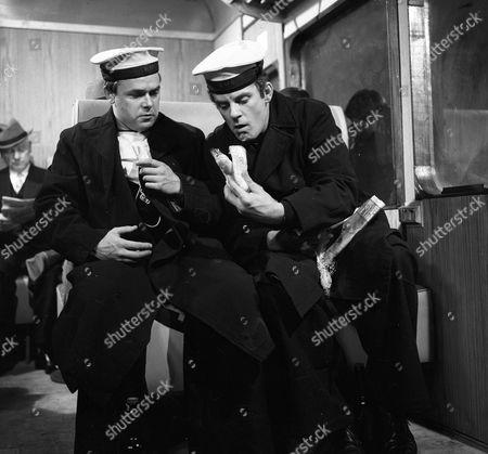 Jack Smethurst and John Ronane