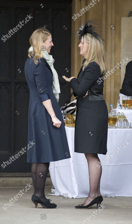 Stock Image of Lady Gabriella Windsor and Lady Nicholas Windsor