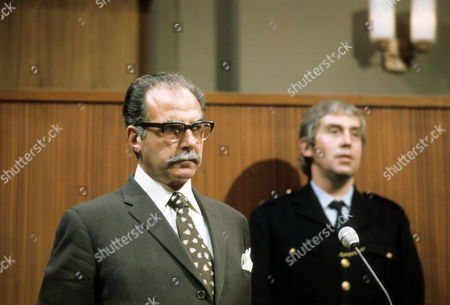 Editorial picture of 'Crown Court' TV Programme, Britain - 1974