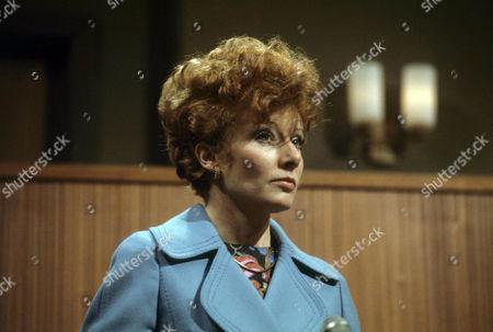 Jo Rowbottom as Mrs Betty Hogarth