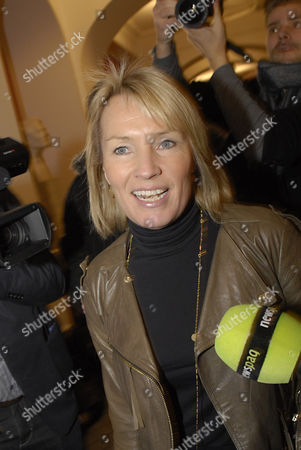 Editorial image of Lene Jespersen after resigning as chairwoman of the Danish Conservative Party of Denmark - 14 Jan 2011