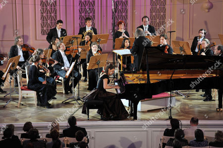 Polina Osetinskaya and the International Symphony Orchestra of Germany