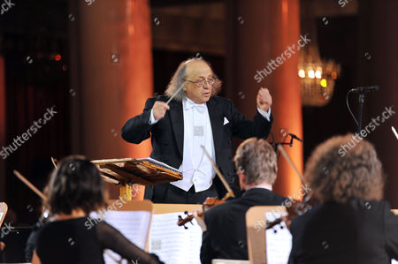 Editorial photo of International Symphony Orchestra of Germany, St Petersburg, Russia - 27 Jan 2011