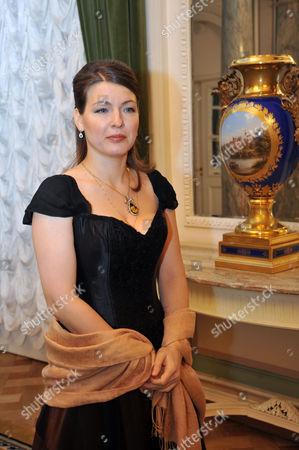 Stock Picture of Polina Osetinskaya