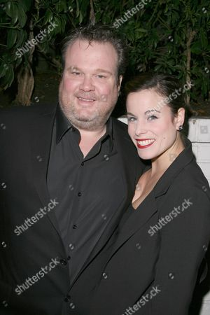 Eric Stonestreet and wife Katherine Tokarz