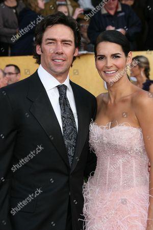 Editorial picture of 17th Annual Screen Actors Guild Awards, Arrivals, Shrine Auditorium, Los Angeles, America - 30 Jan 2011