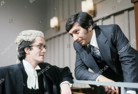 Clive Merrison as Charles Banham QC and Talat Hussain as Dr Javed Miandad