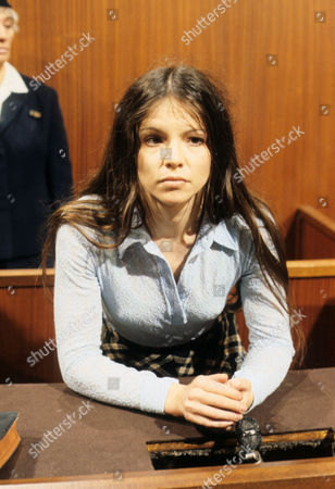 Editorial picture of 'Crown Court' TV Programme. - 1977