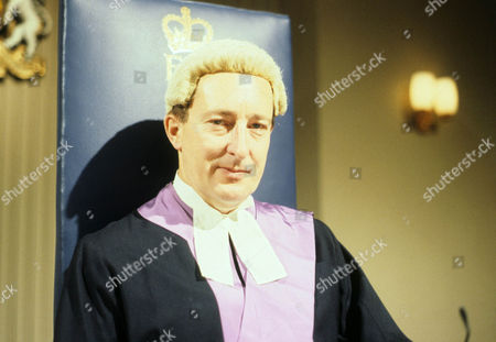 Peter Cellier as Judge Robinson