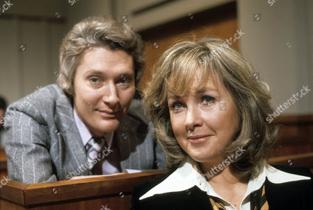 Timothy Carlton as Jeremy Halstead and Wanda Ventham as Sybil Halstead