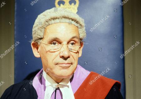 John Woodnutt as Judge Weightman